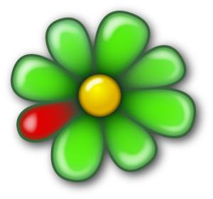 - פרח לאייפון- ICQ
