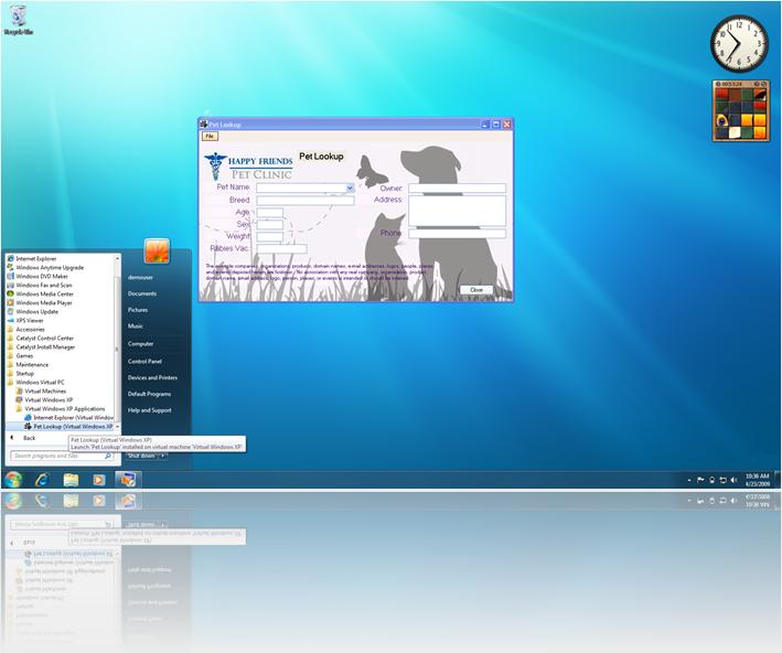 windows xpm