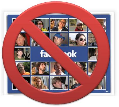 nofacebook