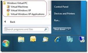 Virtual Windows XP Beta