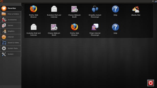שולחן העבודה החדש לנטבוקים באובונטו 9.10