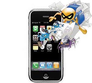 iphone new virus