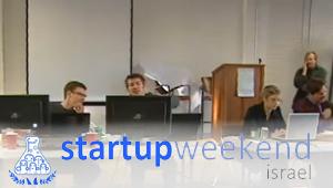 startupweekendisrael