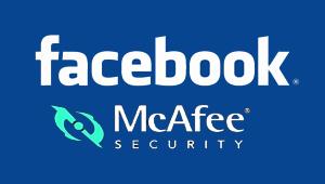 McAfeeFacebook