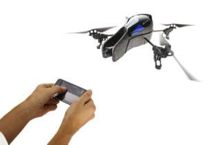 ה-AR.Drone של Parrot