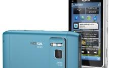 Nokia N8 front and back, courtesy of GSMArena.com
