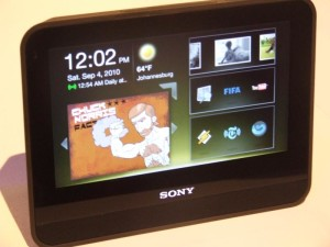 ה-Sony Dash.