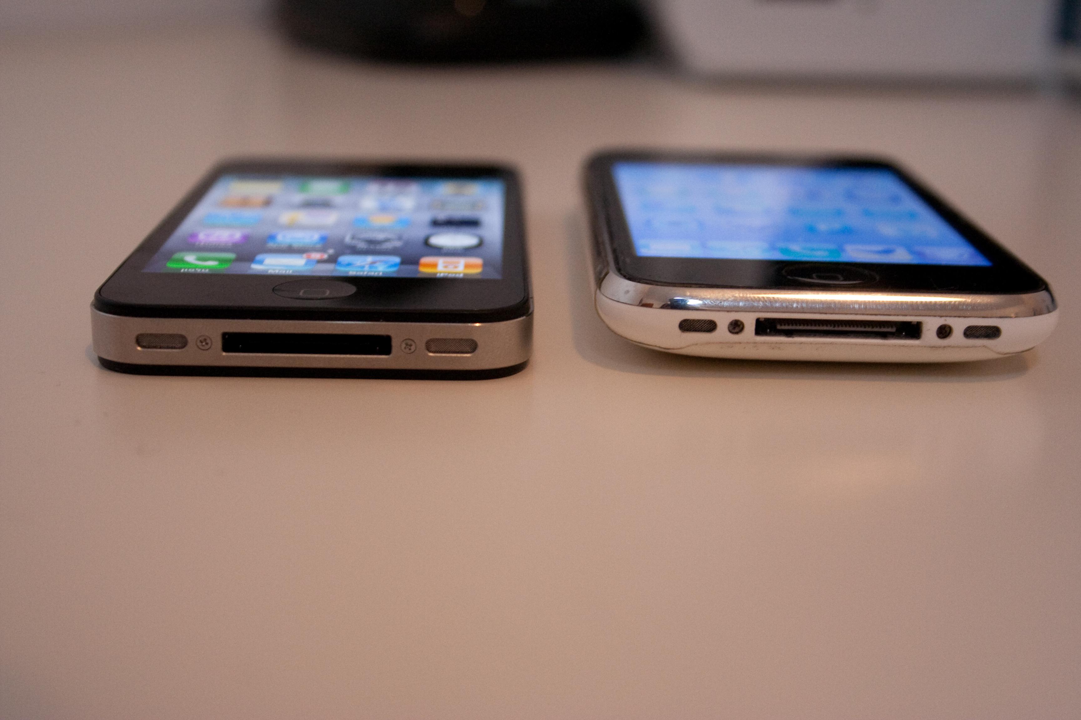 סנסציוני כל מה שרציתם לדעת על אייפון 4 ולא באמת רציתם לשאול - ביקורת מכשיר SK-32