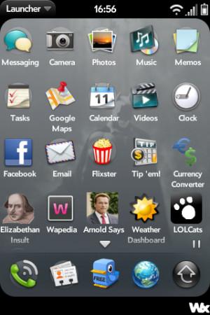 WebOS, מערכת הפעלה עבור מסכי מגע, מהטובות בתחומה