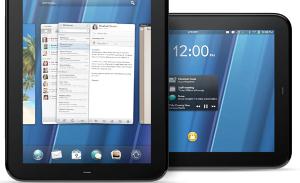 """תמונה: יח""""צ, HP TouchPad"""