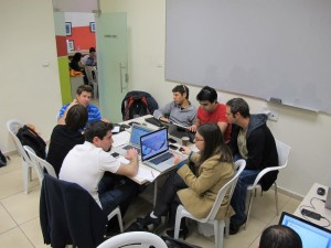 Startup Weekend Haifa. צילום: ניוזגיק