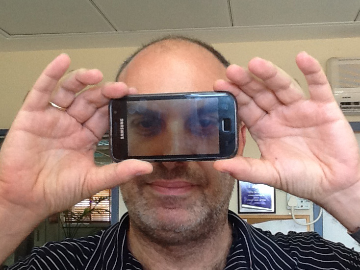 שם השולח: חן שקדי. לראות את העולם בעיניים דיגיטליות