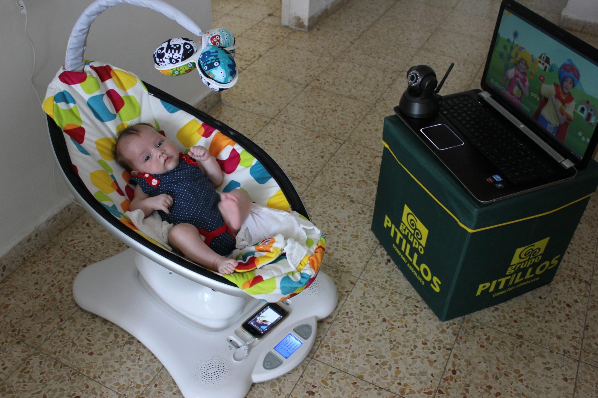 שם השולח: יאנה גורביץ' קרקו. החיים בעידן הדיגיטלי מתחילים כיום כבר מהיוולדו של התינוק. אלכס הקטנה נהנית בנדנה שלה אשר משדרת לה מוסיקה מהאייפון. בנוסף היא צופה בסרטונים לתינוקות בלפטופ. אם זה לא מספיק אז אבא שלה הזמין מצלמה שהוא צופה בה דרך הגלקסי שלו. פשוט החיים בעידן הדיגיטלי.