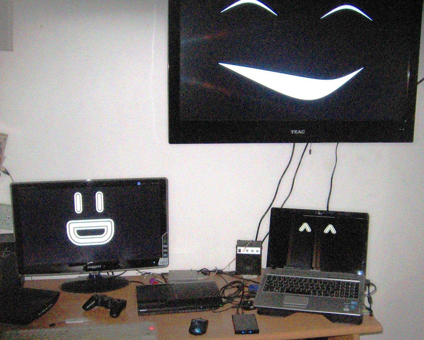 שם השולח: שלום גמיל. עברנו ממצב שיש מחשב אחד בבית במקרה הטוב, למצב שלכל אחד יש מחשב משלו.
