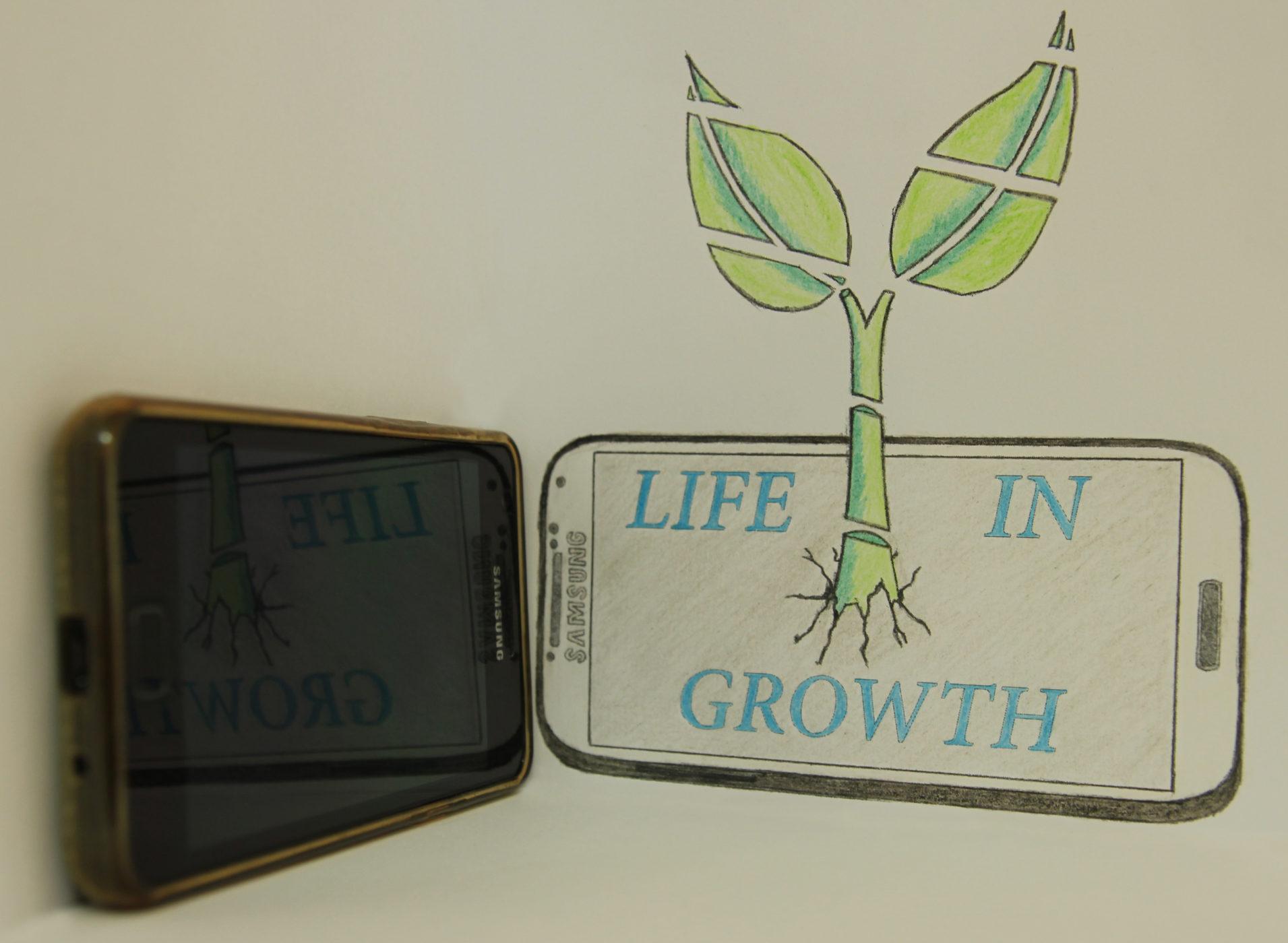 שם השולח: אלמוגית נחמיאס. הטכנולוגיה והחיים שזורים אחד בשני במישורים רבים בחיינו ומייצגים צמיחה אישית חברתית וכמובן טכנולוגית
