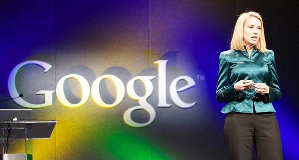 מאריסה מאייר. תאיים על גוגל בעקבות הרכישה? מקור: Flickr, cc-by-niallkennedy