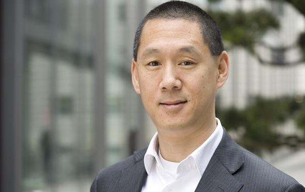 מין-קין מאק (Min-Kin Mak), סגן נשיא בכיר לעסקים חדשים ב-Deutsche Telekom העומד בראש Hub:Raum