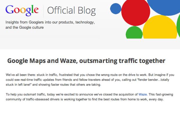 תמונה: צילום מסך (מתוך הבלוג של גוגל)