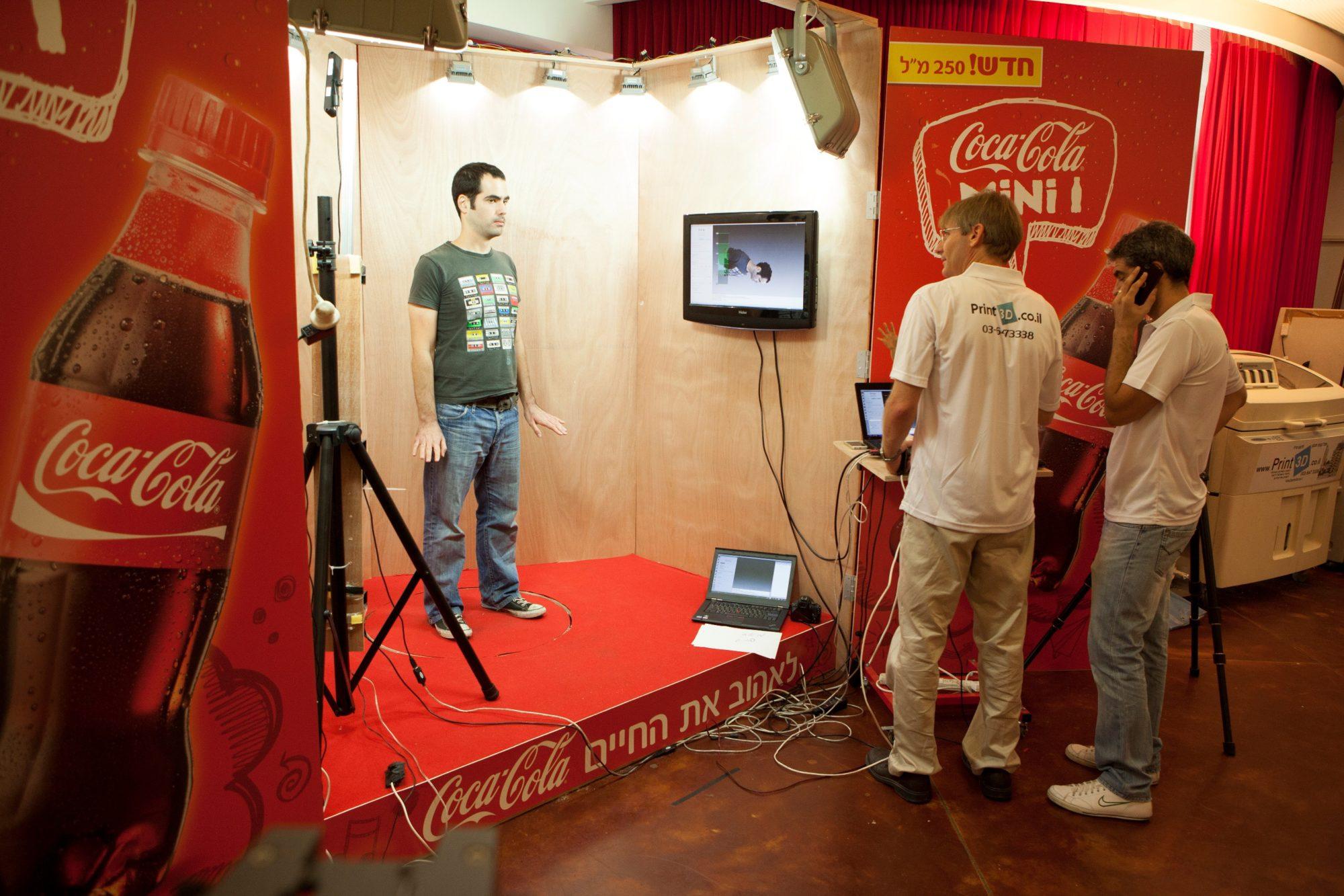 תמונה: קוקה קולה, צילום: Gefen Team
