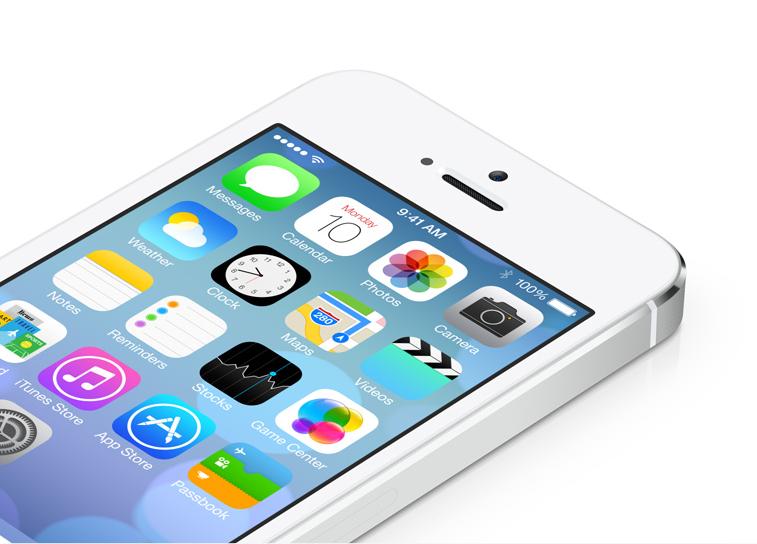 "תמונה: יח""צ, אייפון 5"