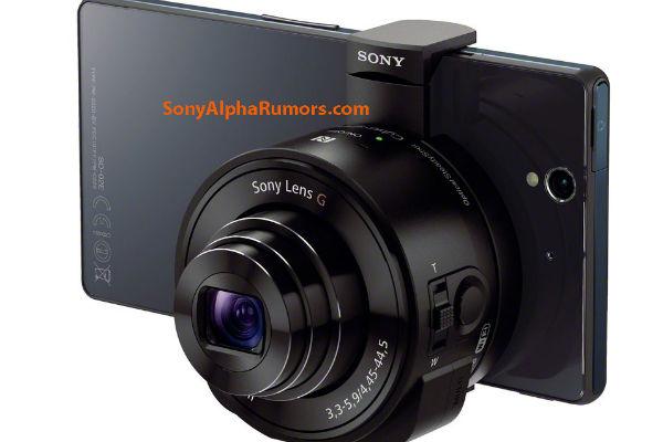 SonyLensCamera