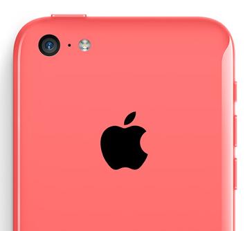 האייפון 5C, מגוון צבעים, מחיר יקר