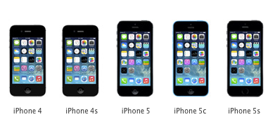 iphone ios 7