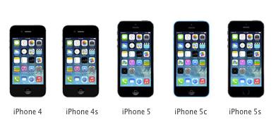 iphone ios 7