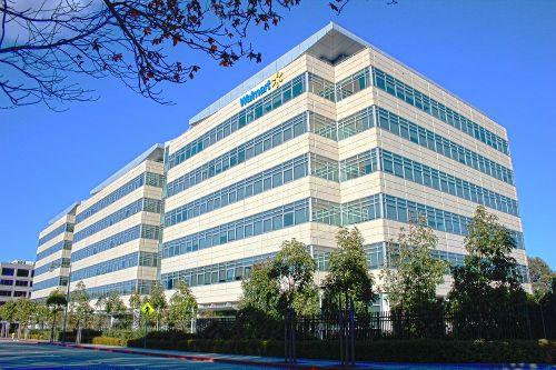 """משרדי וולמארט בסן ברונו. מקור: יח""""צ"""