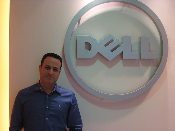 ישראל קליש, מנהל Dell Software בישראל. צילום: יח״צ