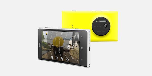 Lumia 1020. מקור: יח״צ