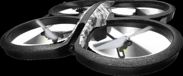 """Parrot AR.Drone 2.0 מקור: יח""""צ"""