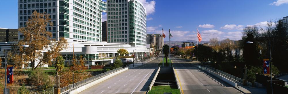 San Jose skyline, Shuttterstock
