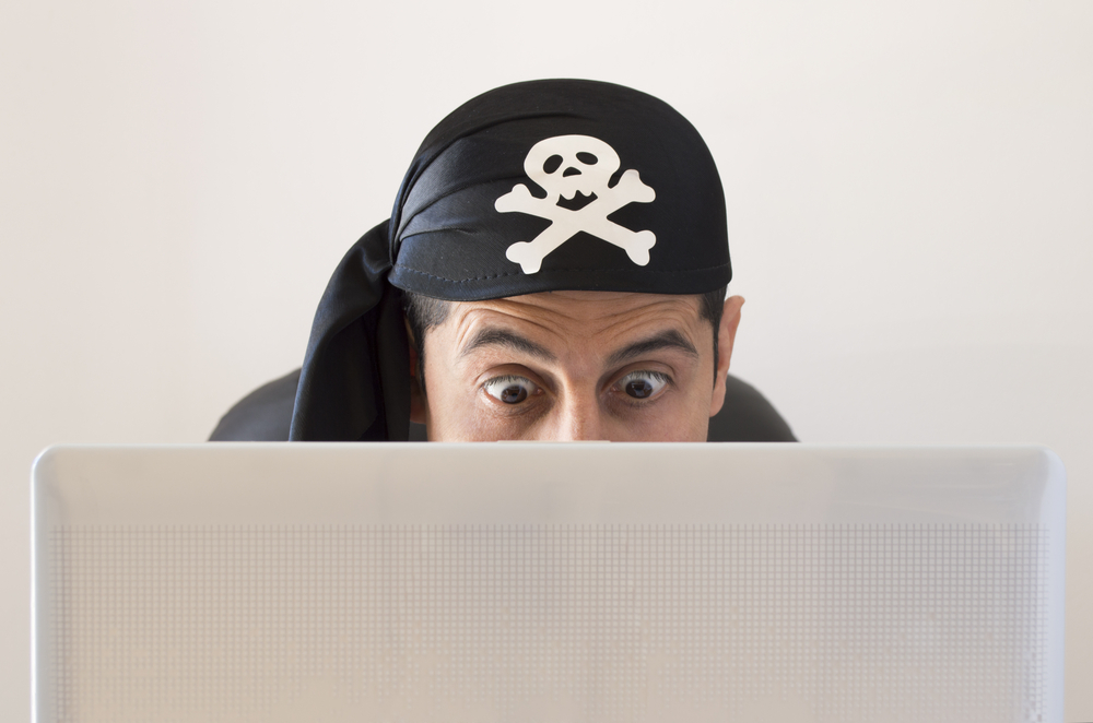 shutterstock piracy