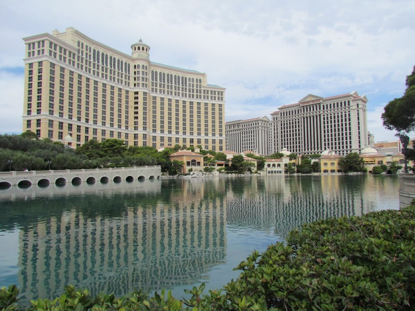 Bellagio Hotel Las Vegas, צילום: רועי לטקה