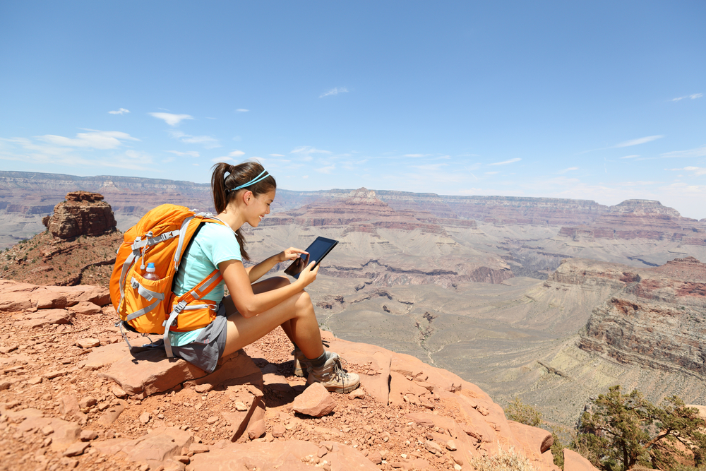 shutterstock tablet mobile