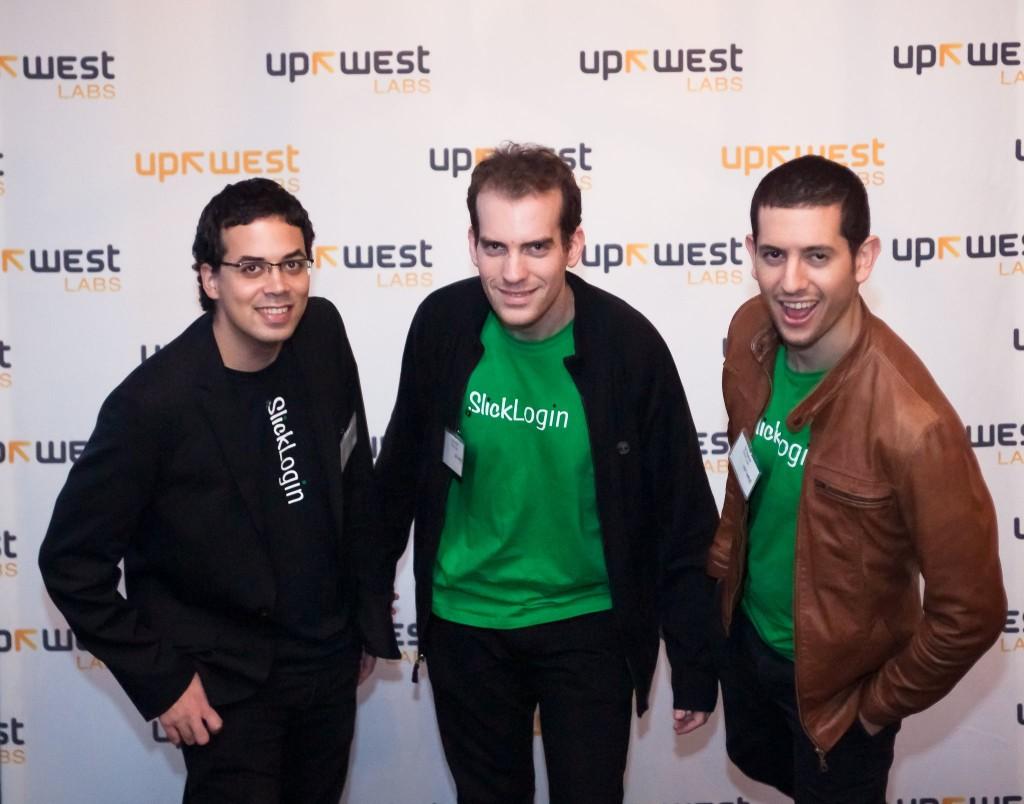הצוות של Slicklogin. קרדיט תמונה: Upwest Labs
