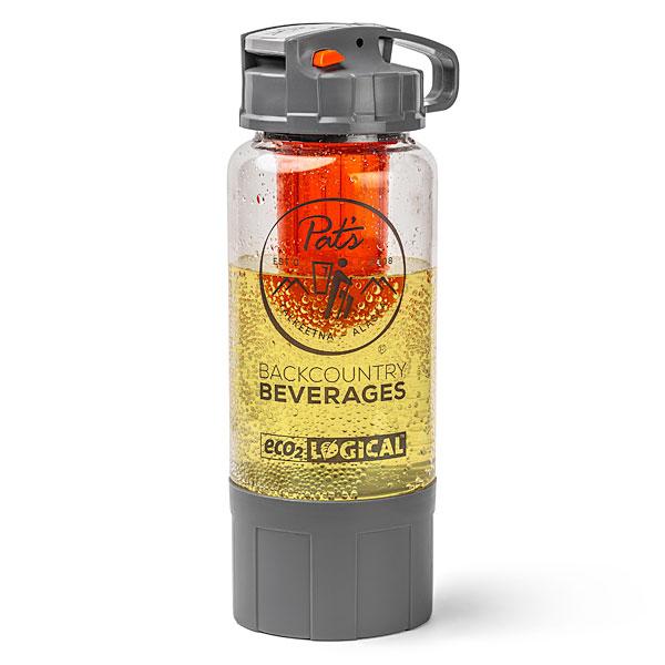 Portable Water Bottle Carbonator