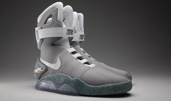 """הדגם המקורי של Nike Mag. מקור: יח""""צ"""