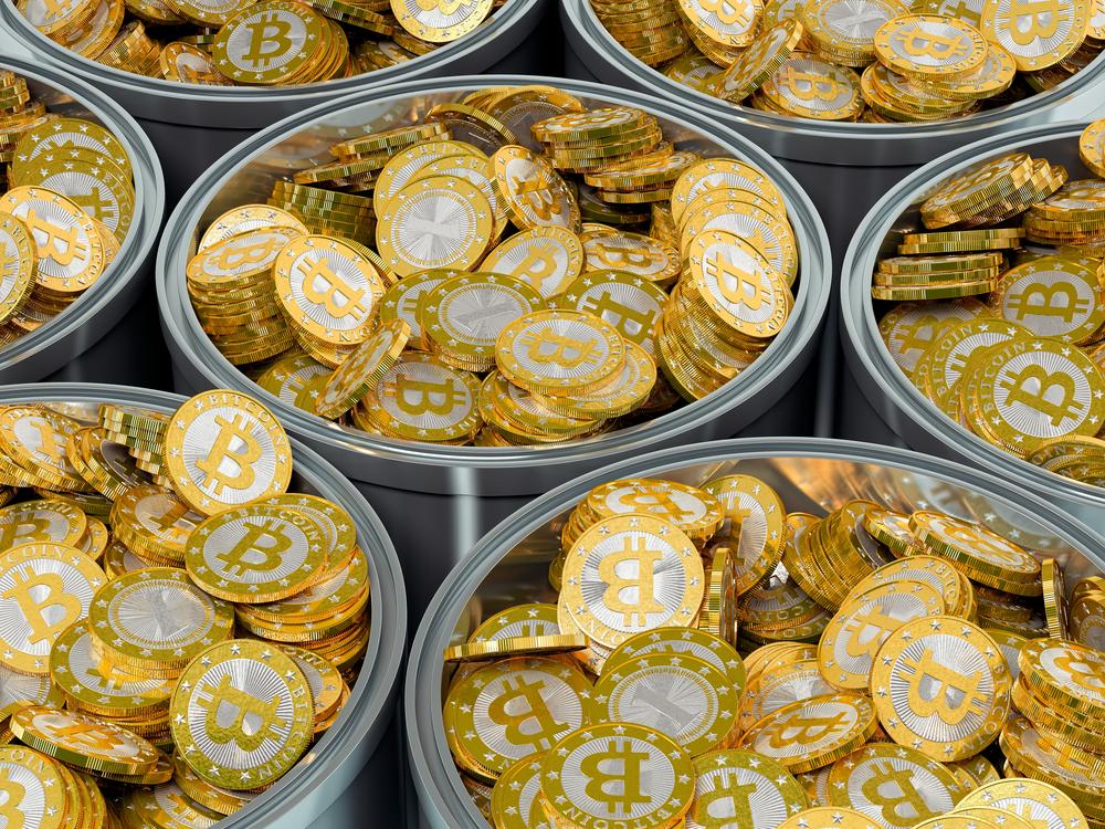 shutterstock bitcoin