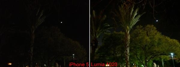 צילום לילה, ללא פלאש.
