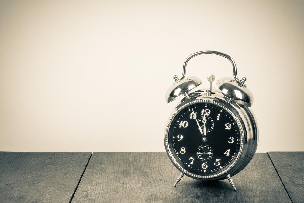 shutterstock clock