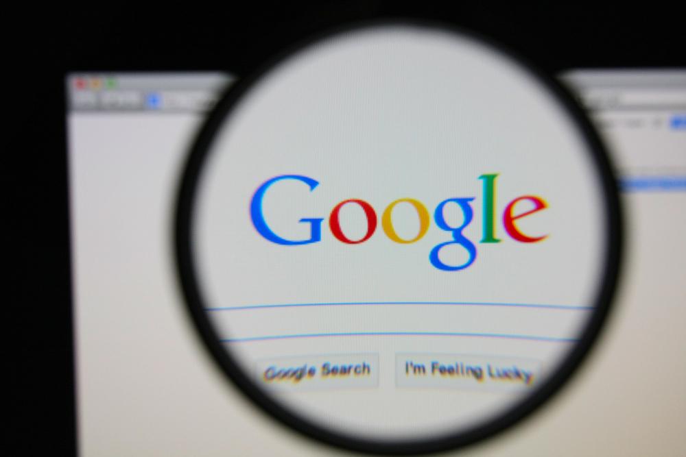 shutterstock google