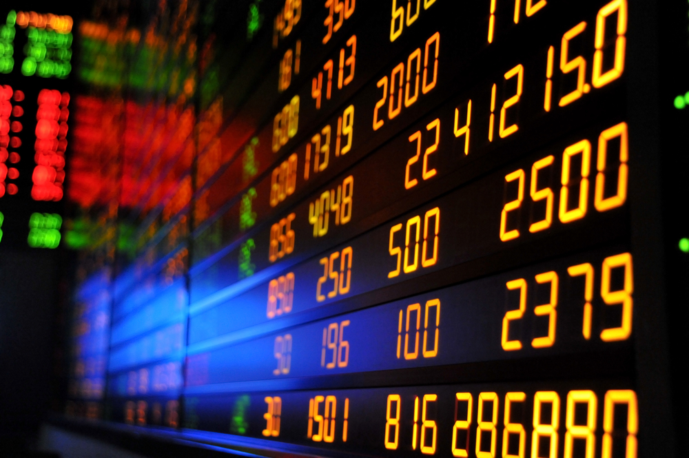 shutterstock stock market