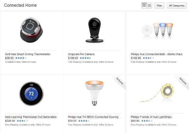 כבר היום מציעה אפל מוצרים לבית חכם ומחובר. מקור: Apple