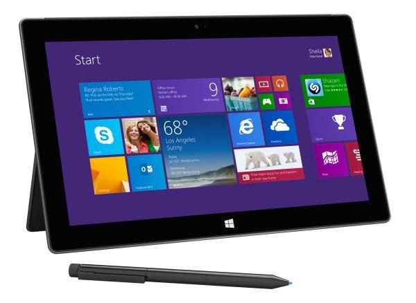 Surface Pro 2. מקור: מיקרוסופט