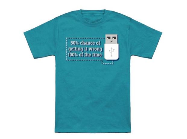 הסטטיסטיקה לא משקרת. חולצה של Neato