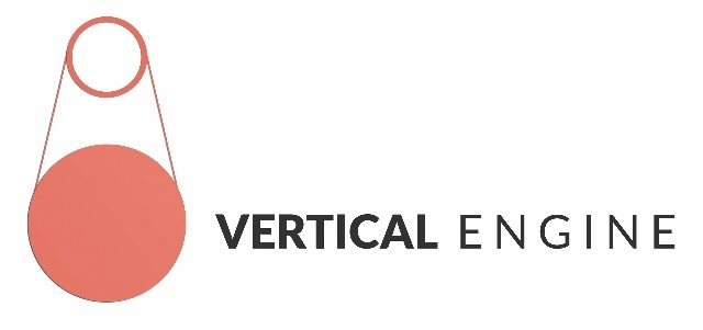 Logo Vertical Engine