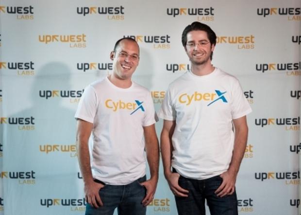 מייסדי CyberX. מקור: UpWest Labs