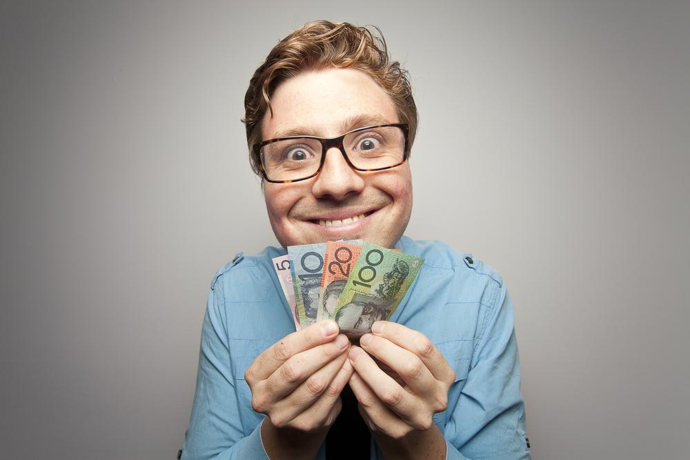 כסף טיפש. קרדיט תמונה: Shutterstock
